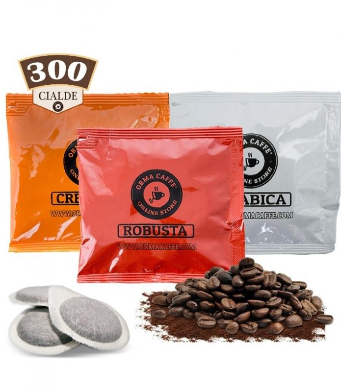 Scegli Fino a 600 Cialde 44 MM Orma Caffè