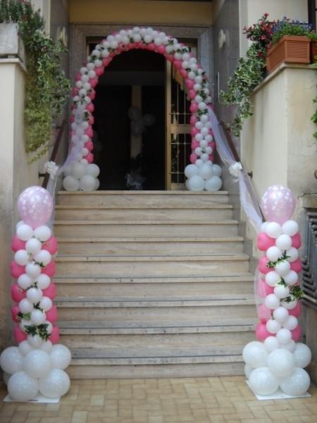 Balloon art addobbi con palloncini per feste anniversari for Addobbi per feste
