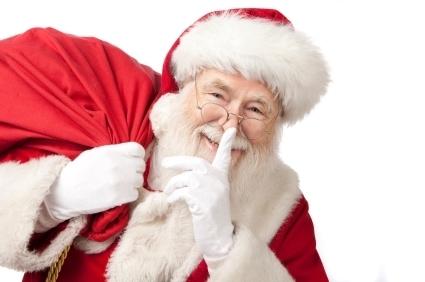 Babbo Natale A Domicilio.Visita Di Babbo Natale Direttamente A Casa Tua Con Consegna