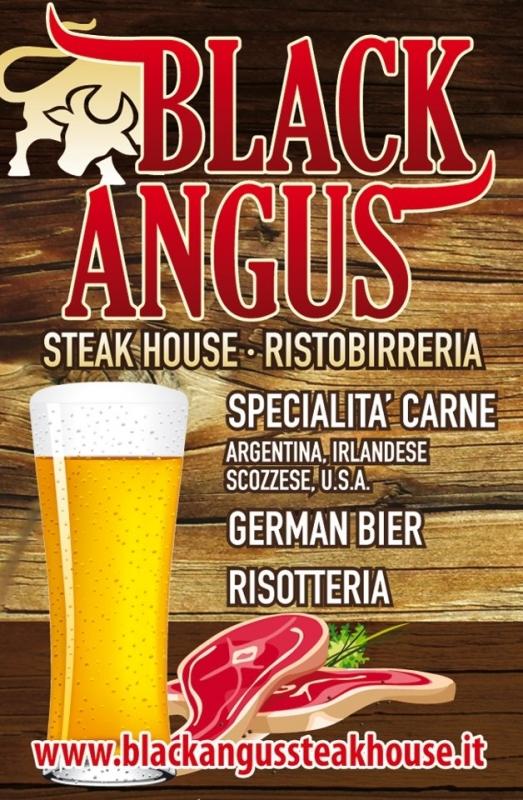 Menù Angus oppure Entrecote per 2 persone da Black Angus