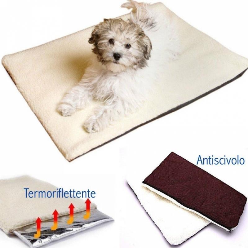 Tappeto cuscino termico a tre strati riscaldante per - Tappetino riscaldante per cani ...