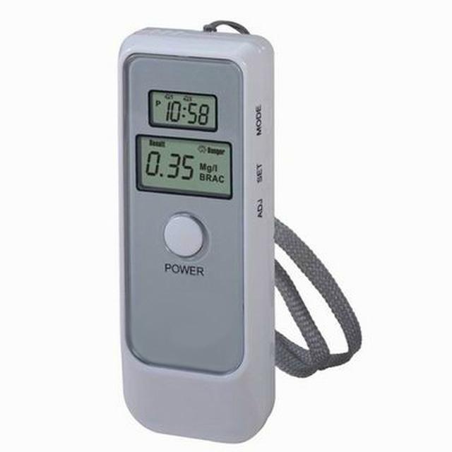 Etilometro Digitale Per Alcol Test Mai più Patenti Ritirate