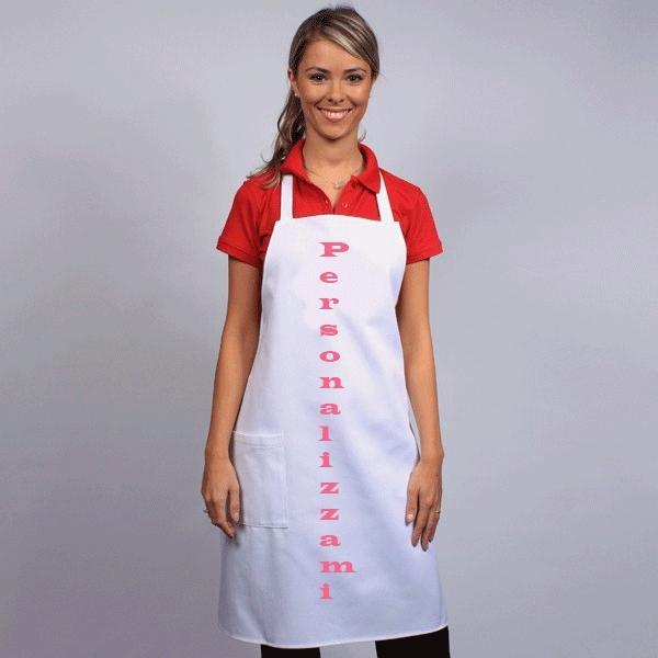 Crazy t shirt personalizza i tuoi gadget e i tuoi regali - Grembiule cucina personalizzato ...
