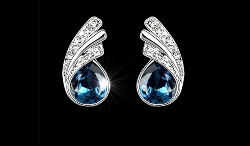 Princess Dream Earrings Blue Opzione 6