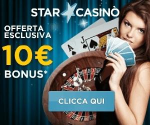 Star casino 10 euro