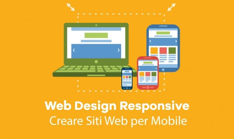 Corso online di web design responsive creare siti per for Siti mobili design